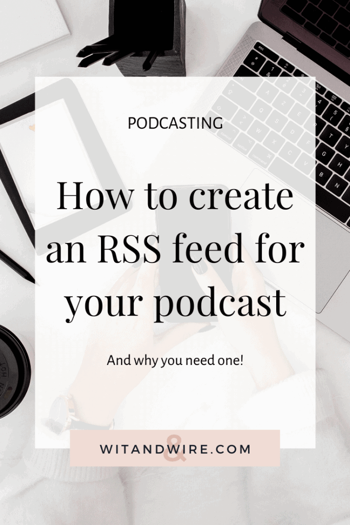 podcast rss feed