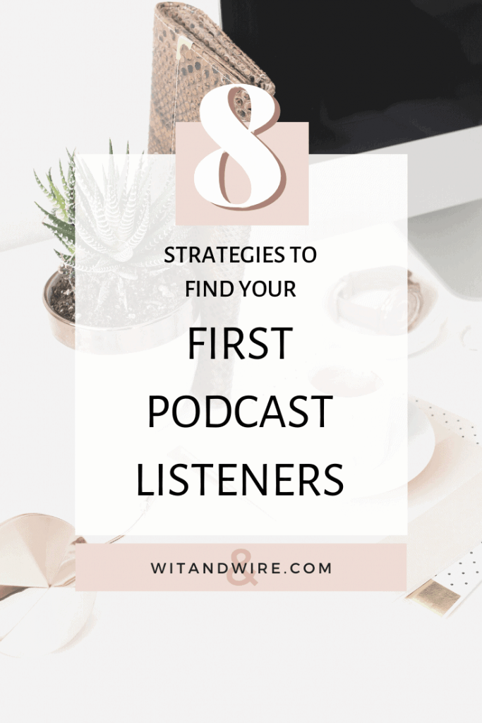 first podcast listeners