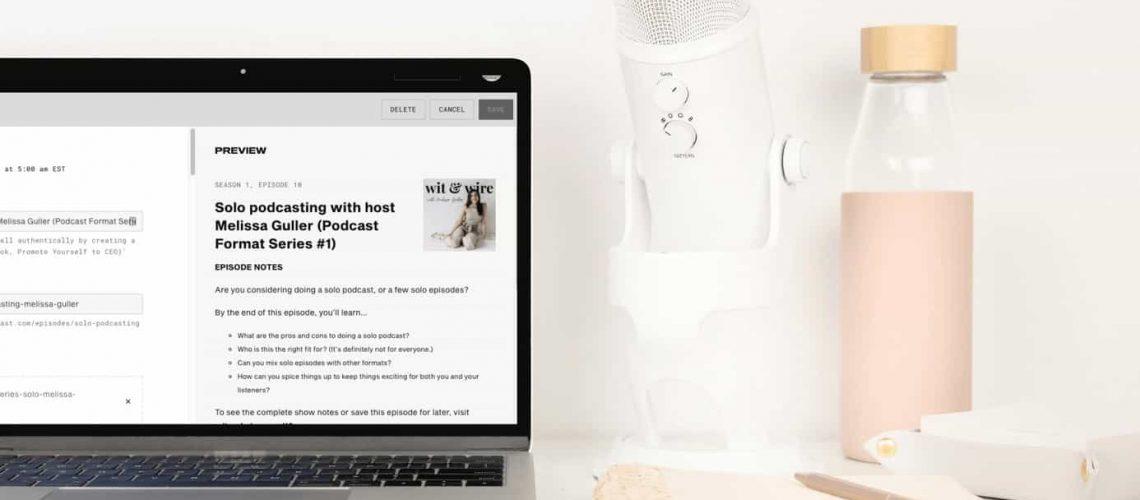 best podcast hosting platform